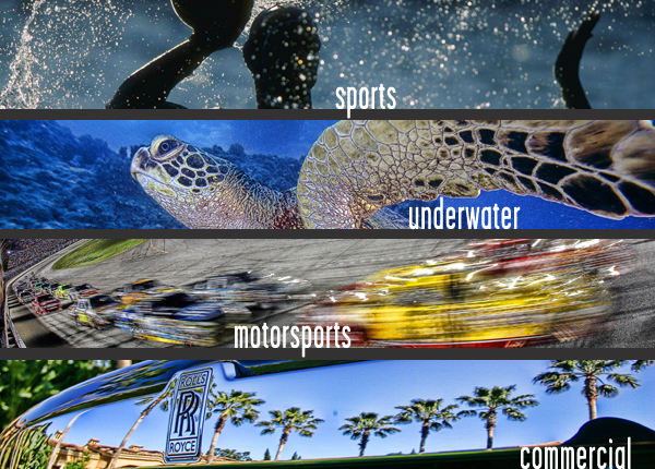Todd Warshaw Sports and Underwater Photography